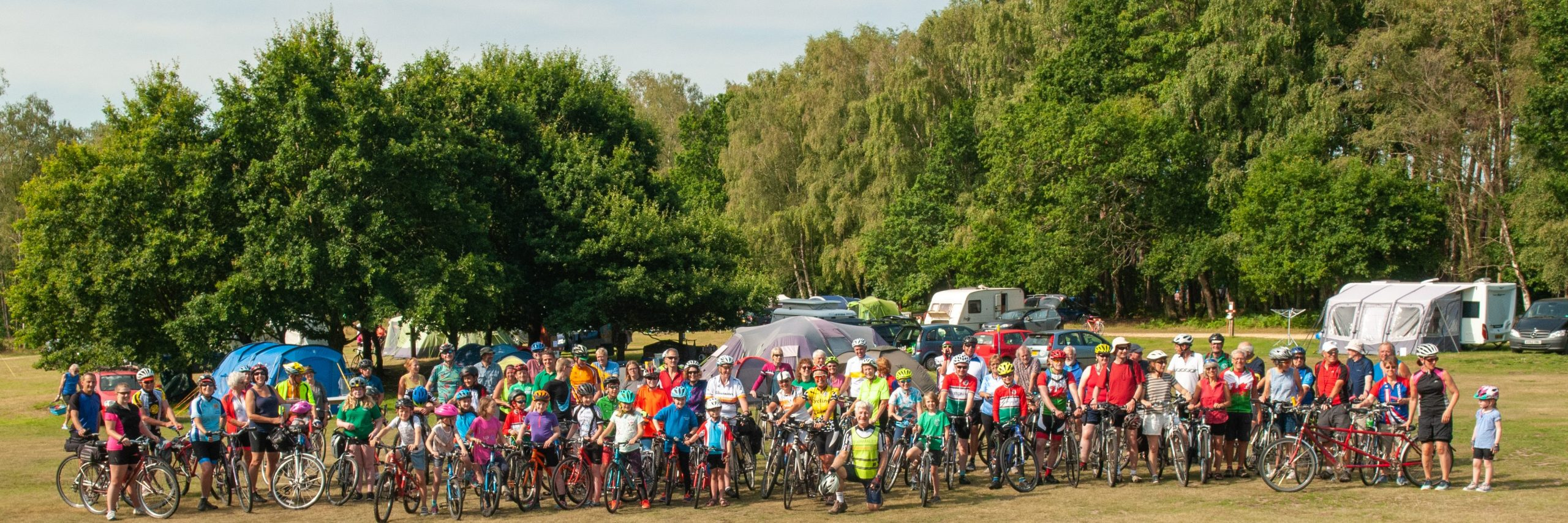 New Forest Cycling Week